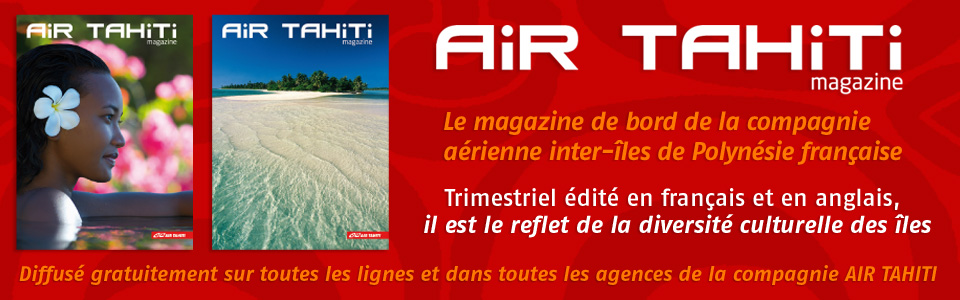 Air Tahiti Magazine