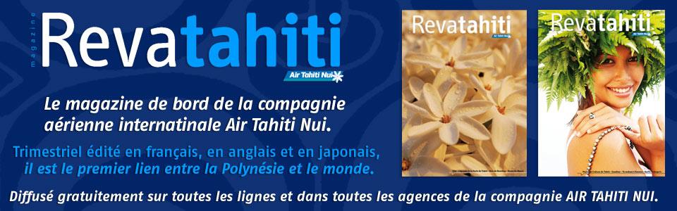 Reva Tahiti Magazine